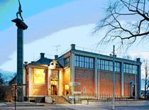 Liljevalchs: verksamhet med kvalitet och kvantitet. Foto från stockholm.se