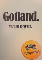 Valaffisch (FP) från ninalarsson.se