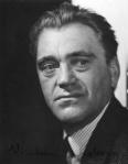 Vilhelm Moberg, republikansk hjälte.
