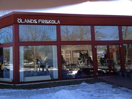 Ölands Friskola - möjliggör valfrihet för elever i Färjestaden med omnejd. Inget samband i övrigt med t.ex. Uppdrag Granskning. Bildkälla: Wikimedia, arvid8.