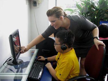 NYCKELGRUPP. Vi behöver fler och bra lärare. Och i en modern skola krävs kunskap om hur IT kan tillämpas i undervisningen. Bild från US Census Bureau.