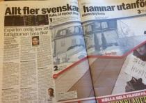 Aftonbladet 28 november 2013.