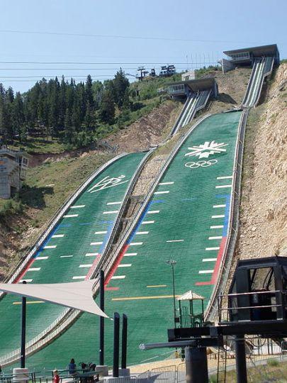 450px-Ski-jumping_hills,_Utah_Olympic_Park