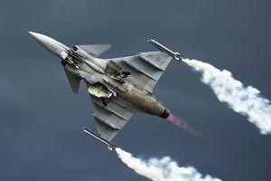 JAS 39 Gripen, symbolen för modern svensk försvarsindustri. Foto: Oleg V Belyakov, Air Team Images, via Wikimedia.