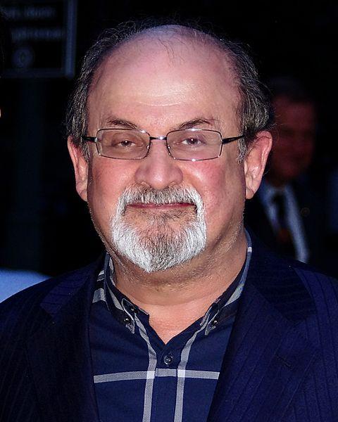FATWA-UTSATT. Förföljelsen av Salman Rushdie gav upphov till författarfristads-tanken.