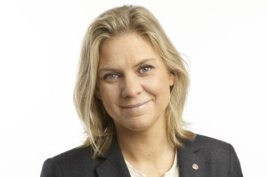 OLIBERAL? Magdalena Andersson har, eller sprider åtminstone, en felaktigt negativ bild av liberaler.