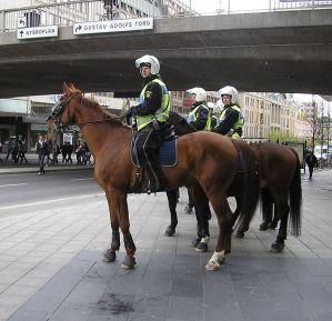 RÄTT SAK PÅ RÄTT PLATS. Polisen behöver bli bättre på att använda sina stora, och kraftigt utökade, resurser. Ibland är ridande poliser rätt insats.