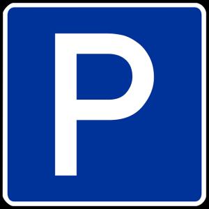 P-skylt