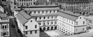 HISTORISK MARK. Stadsmuseet i sig har en spännande historia. Från stockholm.se