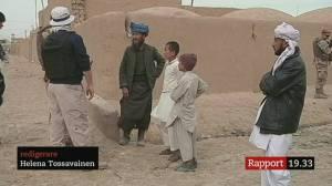 ASYLBERÄTTIGADE? Afghanska tolkar borde åtminstone få möjlighet att söka asyl på trygga villkor. svt.se