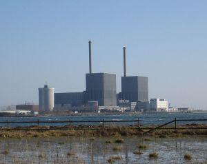 REDAN STÄNGT. Barsebäcks två reaktorer stängdes 1998 respektive 2005. Wikimedia/Jorchr.