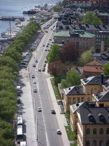PLATS MED POTENTIAL. Norr Mälarstrand behöver utvecklas. (Wikimedia/Holger Ellgaard.)
