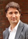 LIBERAL. Trudeau (Alex Guibord Wikimedia).