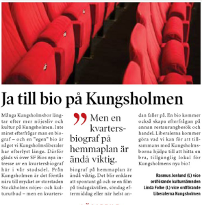 Vårt Kungsholmen 49/2015.