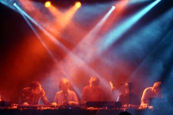 LIVE I MEDBORGARHUSET. Debaser Medis öppnade 2006, då bland annat Slagsmålsklubben uppträdde. Foto: Rickard Laurin via Wikimedia