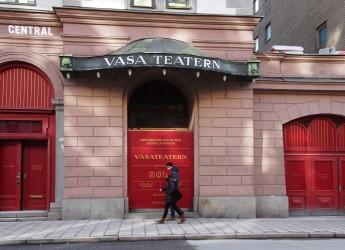 KULTURSCEN UNDER OMBYGGNAD. Vasateatern återöppnar i höst, en anrik privat scen i ny regi. Hur kan offentliga och privata aktörer stärka Stockholms kulturscen? (Wikimedia, Holger Ellgaard.)