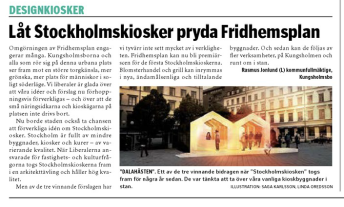 Vårt Kungsholmen 22 oktober 2016.