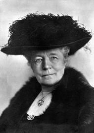 Selma Lagerlöf, liberal rösträttskämpe